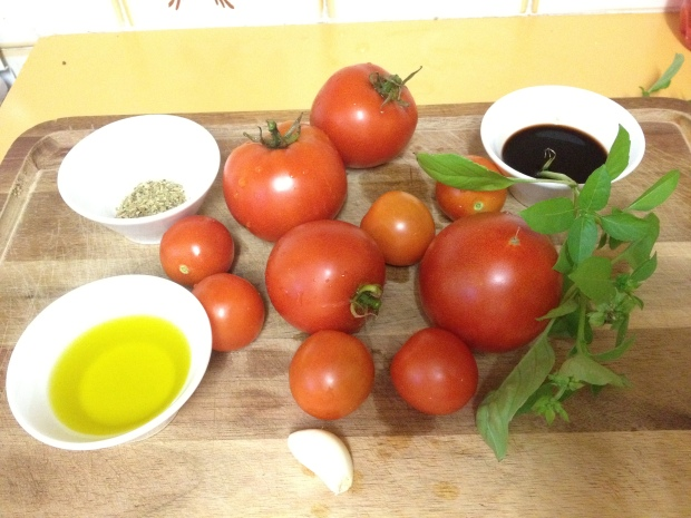 LMD Cookbook Club # 2 – Proper Tomato Salad