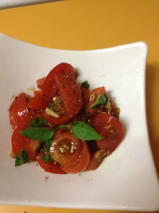 LMD Tomato Salad